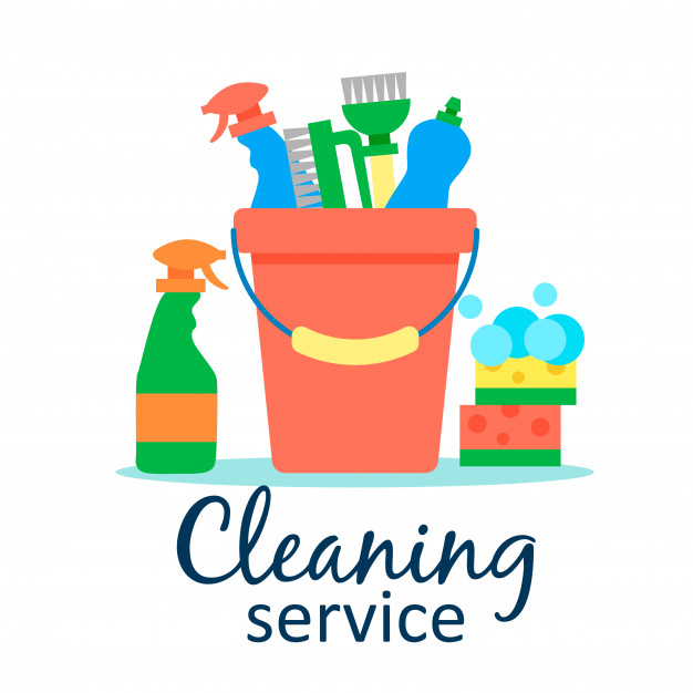 poster-template-house-cleaning-services-with-various-cleaning-items_1416-1251